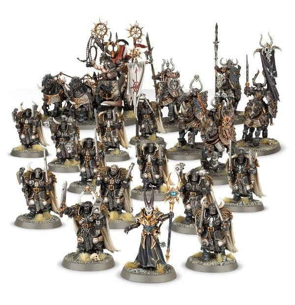 WARHAMMER AGE OF SIGMAR START COLLECTING! SLAVES TO DARKNESS - comprar online