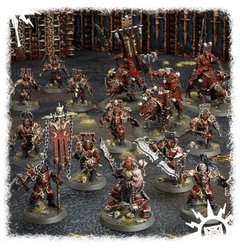 START COLLECTING! KHORNE BLOODBOUND - warhammer age of sigmar - comprar online