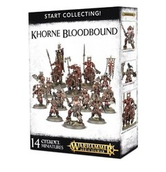 START COLLECTING! KHORNE BLOODBOUND - warhammer age of sigmar