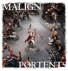 Darkoath Warqueen Marakarr Blood-sky - Malign Portents - Pittas Board Games