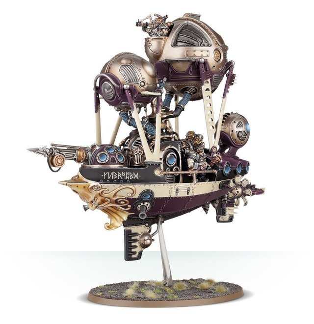 Battleforce Kharadron Overlords Sky-fleet - Pittas Board Games