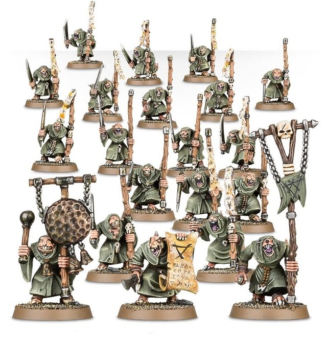 Start Collecting! Skaven Pestilens - Age of Sigmar na internet