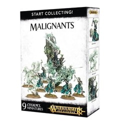 WARHAMMER AGE OF SIGMAR START COLLECTING! MALIGNANTS
