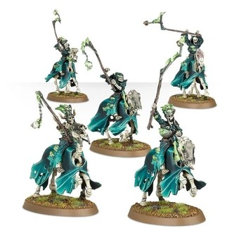 WARHAMMER AGE OF SIGMAR START COLLECTING! MALIGNANTS na internet
