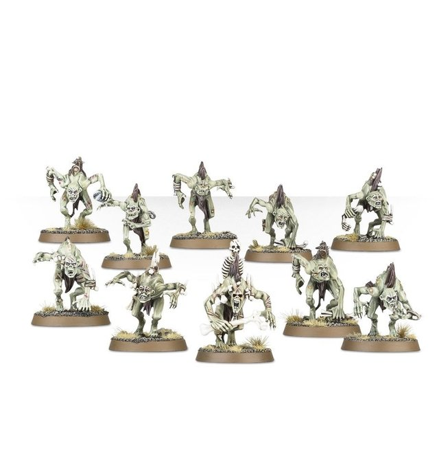 START COLLECTING! FLESH-EATER COURTS - Age of Sigmar - Pittas Board Games