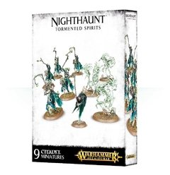 Nighthaunt Tormented Spirits