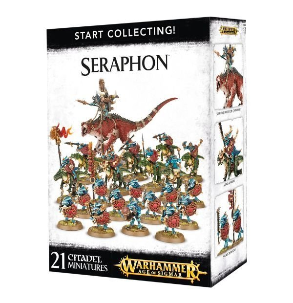 START COLLECTING! SERAPHON - Warhammer 40K