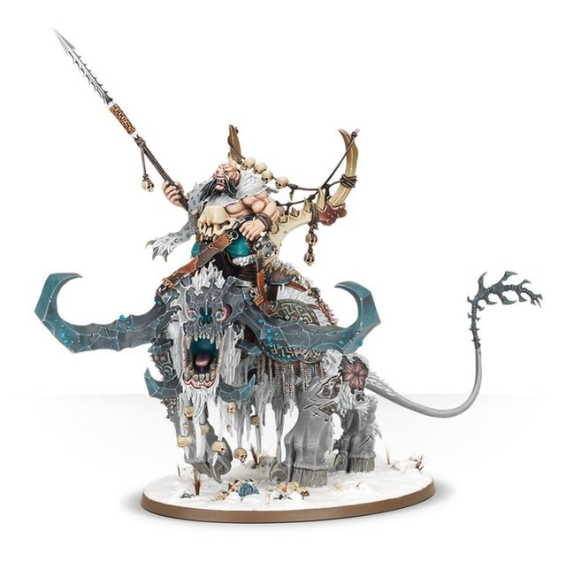 Start Collecting! Beastclaw Raiders - Age of Sigmar - Pittas Board Games