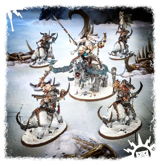 Imagem do Start Collecting! Beastclaw Raiders - Age of Sigmar