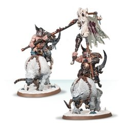Start Collecting! Beastclaw Raiders - Age of Sigmar