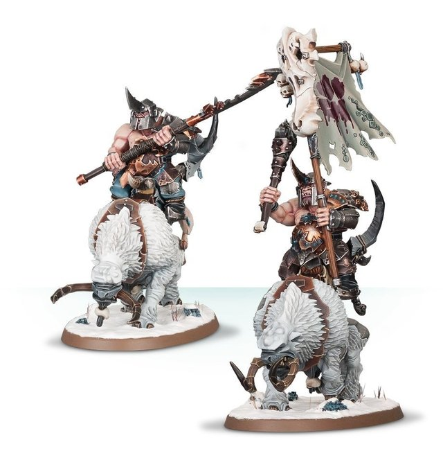 Start Collecting! Beastclaw Raiders - Age of Sigmar - comprar online