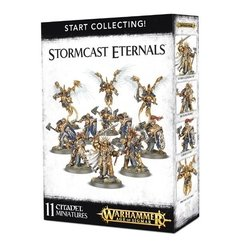START COLLECTING! STORMCAST ETERNALS - Warhammer Age of Sigmar