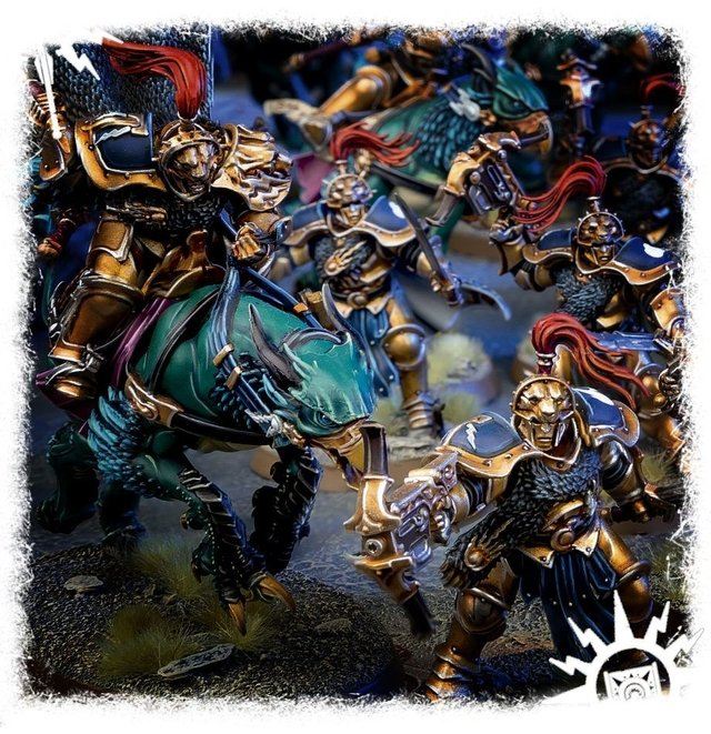 Vanguard-Palladors - Age of Sigmar na internet