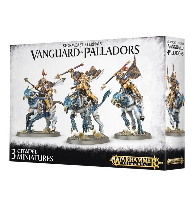 Vanguard-Palladors - Age of Sigmar