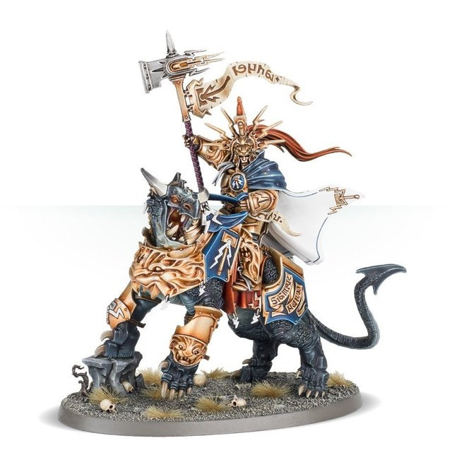 Vandus Hammerhand - Age of Sigmar - Pittas Board Games
