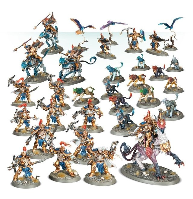 BATTLEFORCE: STORMCAST ETERNALS VANGUARD BROTHERHOOD - comprar online