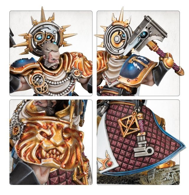 Lord-Ordinator Vorrus Starstrike - Age of Sigmar na internet