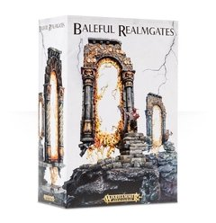 BALEFUL REALMGATES - Age of sigmar