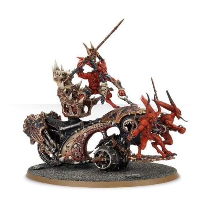Start Collecting! Daemons of Khorne - Age of Sigmar - comprar online