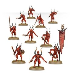 Start Collecting! Daemons of Khorne - Age of Sigmar na internet