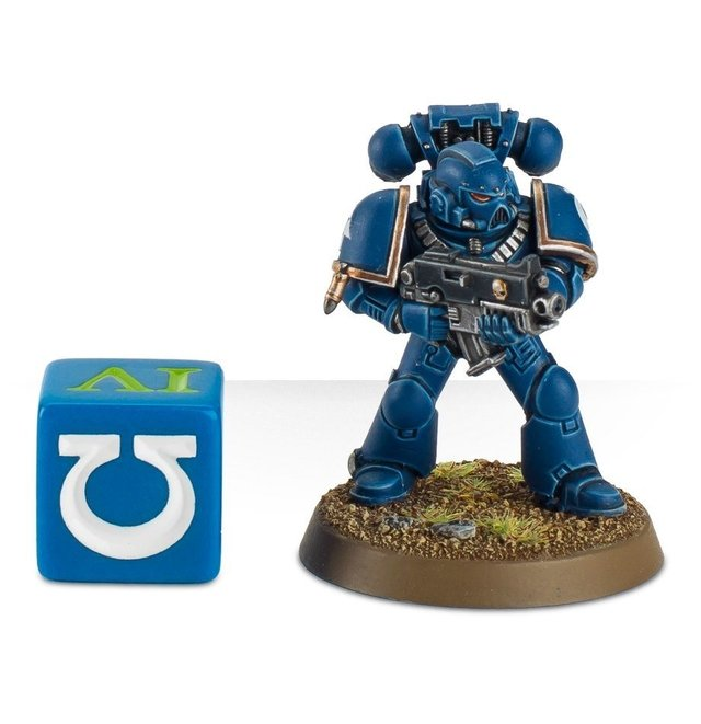 ULTRAMARINES DICE na internet