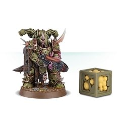 WARHAMMER 40000: DEATH GUARD DICE - Pittas Board Games