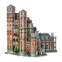 A GAME OF THRONES - QUEBRA CABEÇA 3D - RED KEEP - comprar online