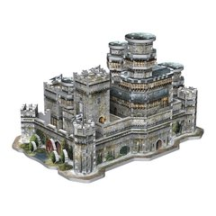 A GAME OF THRONES - QUEBRA CABEÇA 3D - WINTERFELL - Pittas Board Games