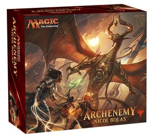 ARCHENEMY: NICOL BOLAS (Magic) - comprar online