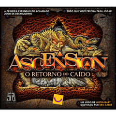 ASCENSION: O RETORNO DO CAÍDO