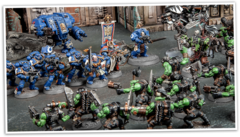 Warhammer 40,000 Battle for Vedros Starter Set na internet