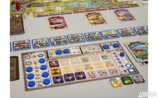 GREAT WESTERN TRAIL (pré-venda) - Pittas Board Games