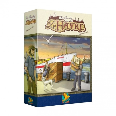 LE HAVRE ED. COMPLETA