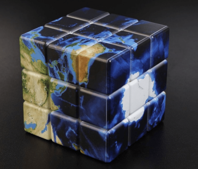 3X3X3 FELLOW CUBE - PLANET (cubo magico profissional) - comprar online