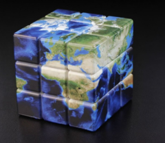 3X3X3 FELLOW CUBE - PLANET (cubo magico profissional)