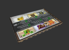 Kit Dashboards para Terraforming Mars - Pittas Board Games