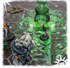 Warhammer Underworlds: Nightvault Arcane Hazards - Pittas Board Games