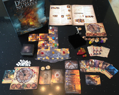 DEAD MEN TELL NO TALES +  PROMO EXCLUSIVA - Pittas Board Games