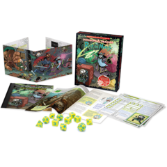 DUNGEONS & DRAGONS VS. RICK AND MORTY (INGLÊS) - comprar online