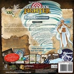 VENTOS TEMPESTUOSOS EXPANSÃO, DUNGEON FIGHTER