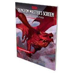 DUNGEONS & DRAGONS - DUNGEON MASTERS SCREEN - ESCUDO DO MESTRE - comprar online