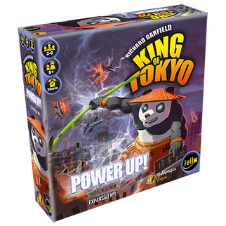 POWER UP - EXPENSÃO KING OF TOKYO