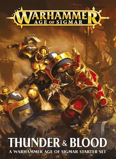 AGE OF SIGMAR: THUNDER & BLOOD Warhammer Age Of Sigmar