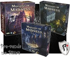 Combo Mansion of Madness - Base + expansões