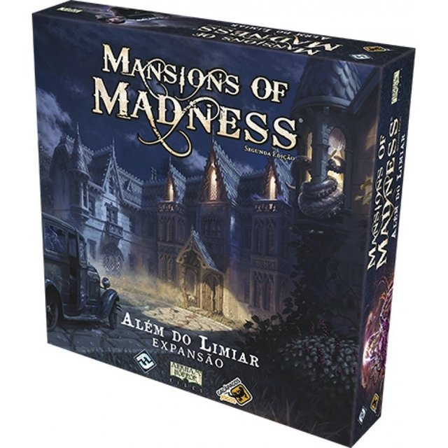 Combo Mansion of Madness - Base + expansões na internet