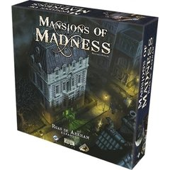 MANSIONS OF MADNESS: RUAS DE ARKHAM