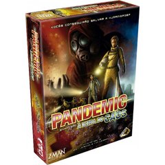 PANDEMIC - A BEIRA DO CAOS