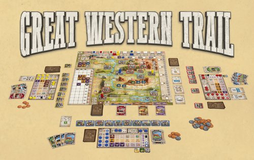 GREAT WESTERN TRAIL na internet