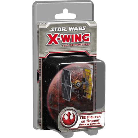 STAR WARS: X-WING: TIE FIGHTER DE SABINE