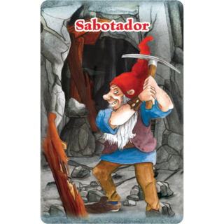 SABOTEUR + PROMO - Pittas Board Games